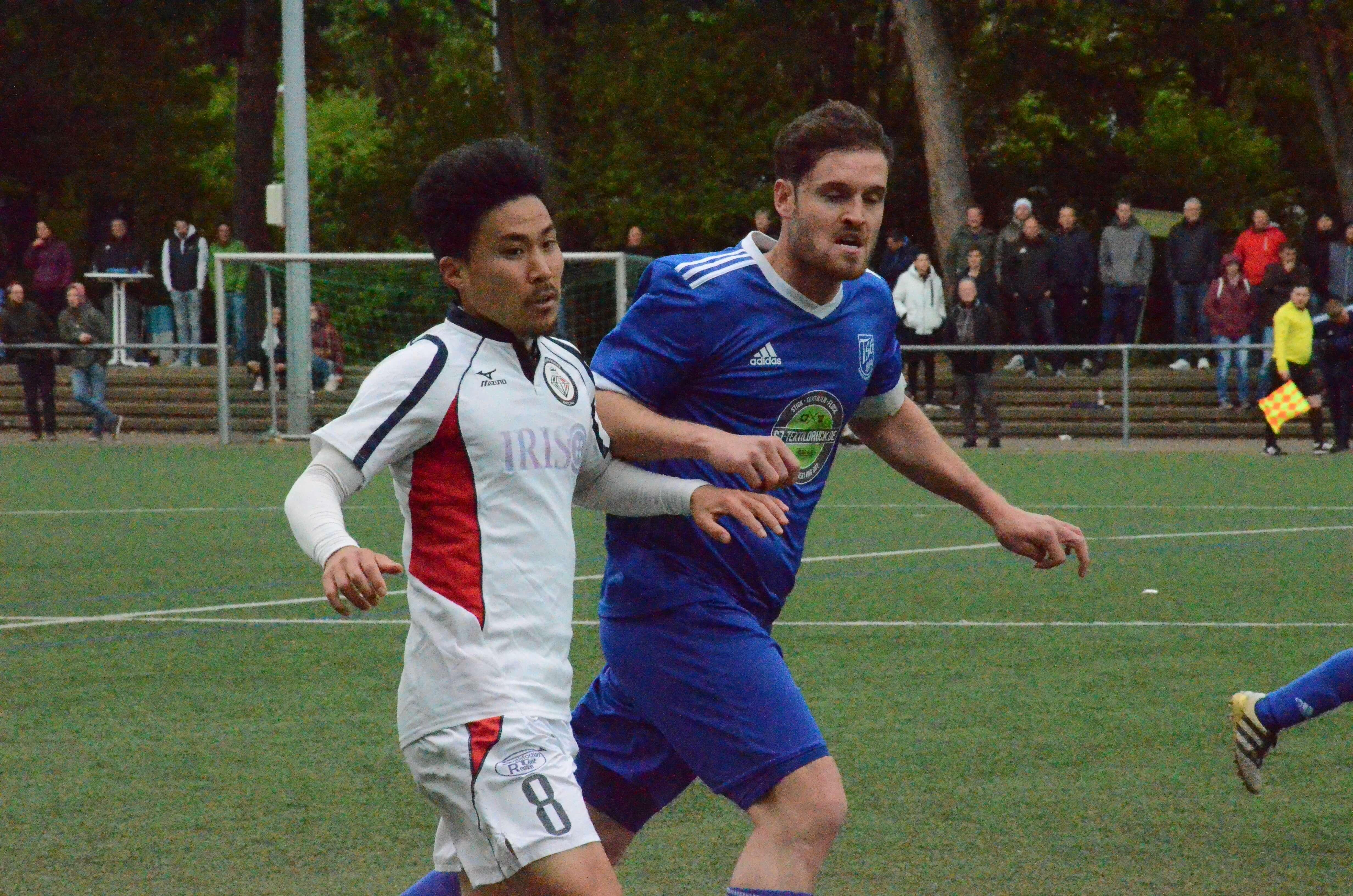 【トップチーム】第27節 vs TSG 1846 Bretzenheim 試合記録