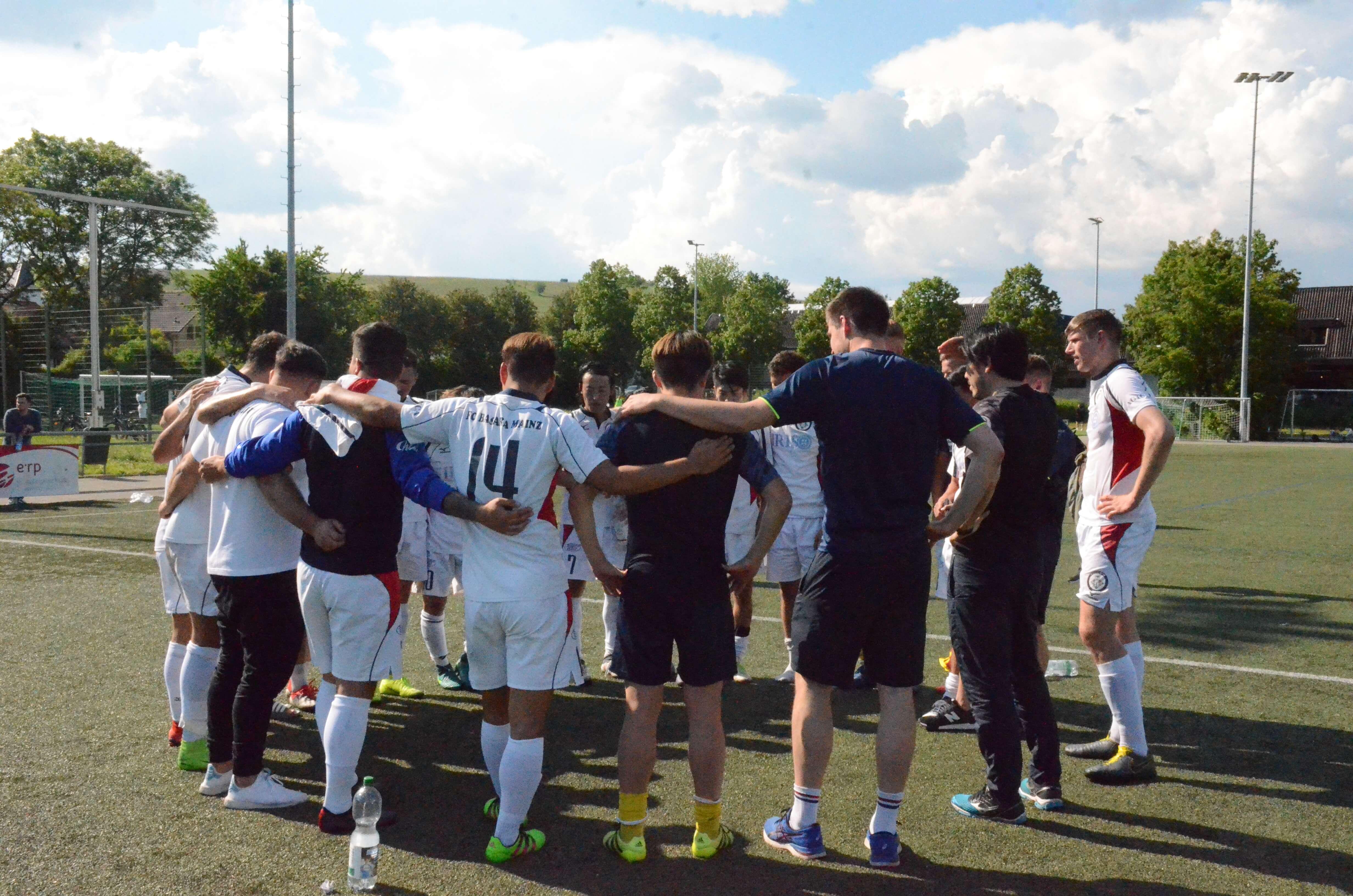 【トップチーム】第29節 vs VfB Bodenheim 試合記録