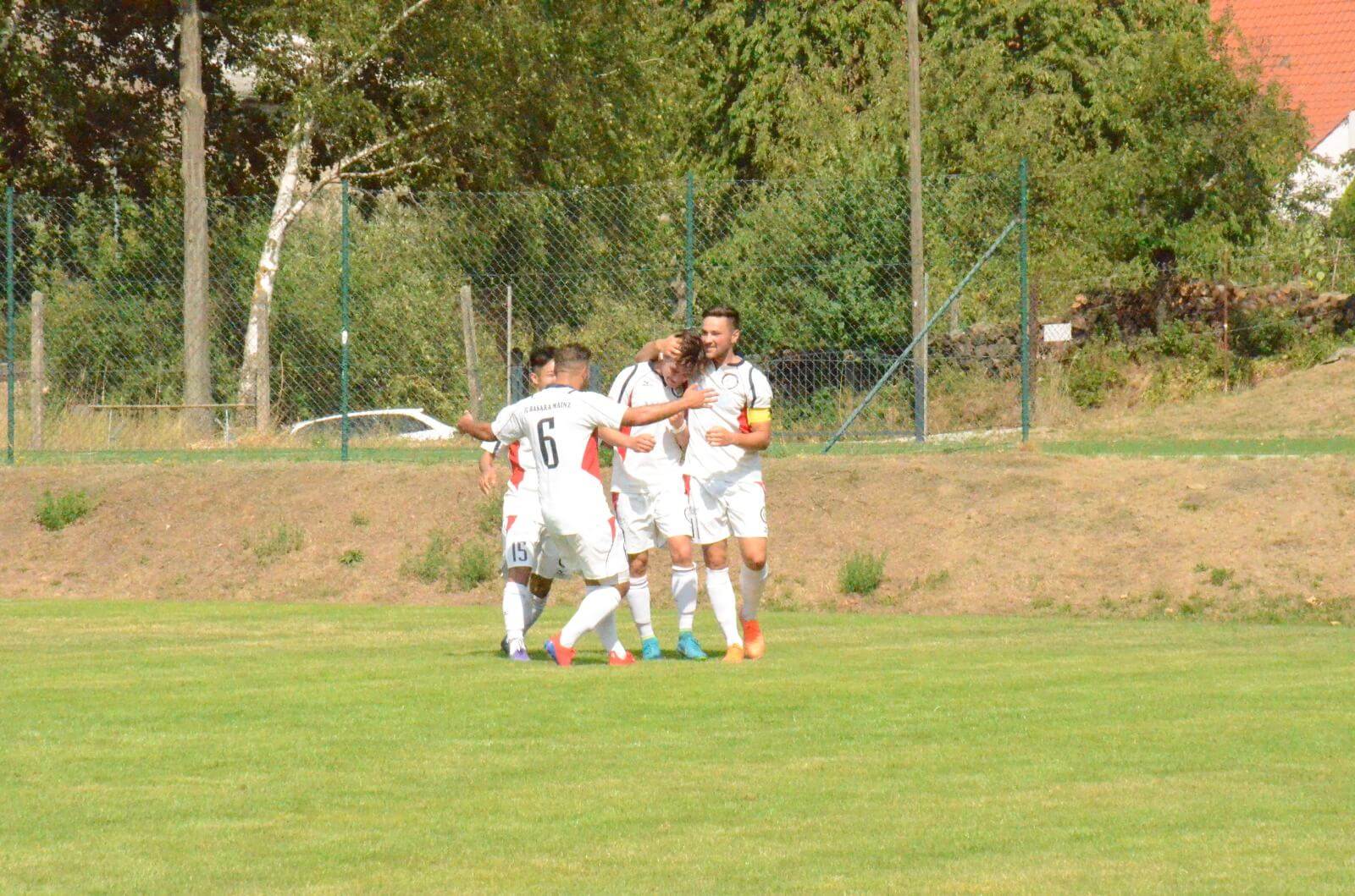 【Verbandsliga 第1節 vs SG Meisenheim/Desloch-Jeckenbach】