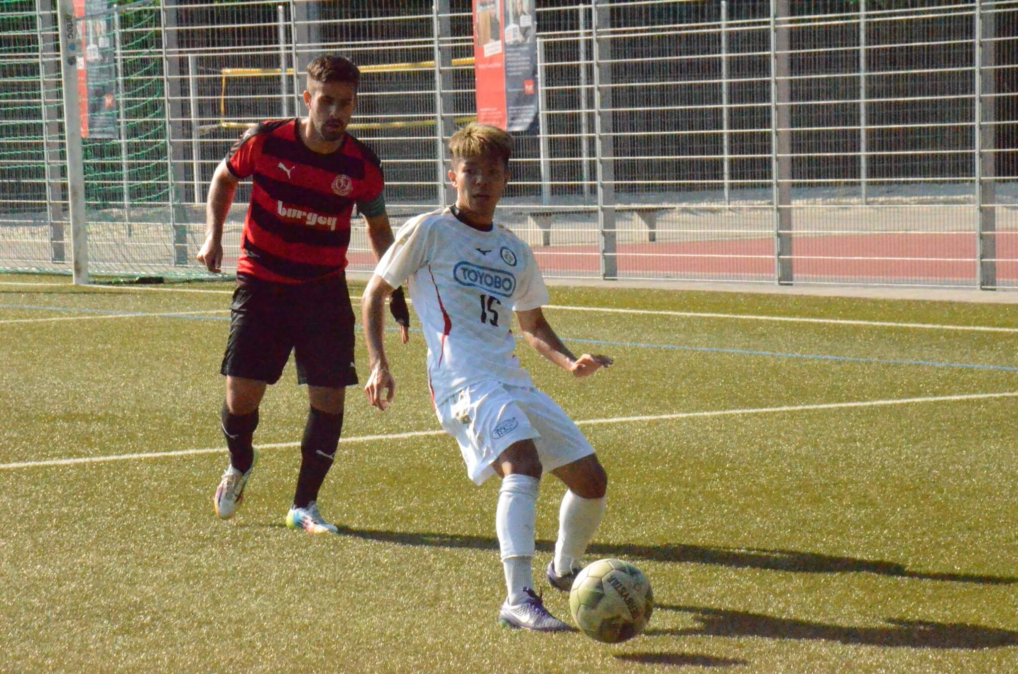 ドイツアマチュアリーグにブラジルチーム!「TuS Rüssingen」