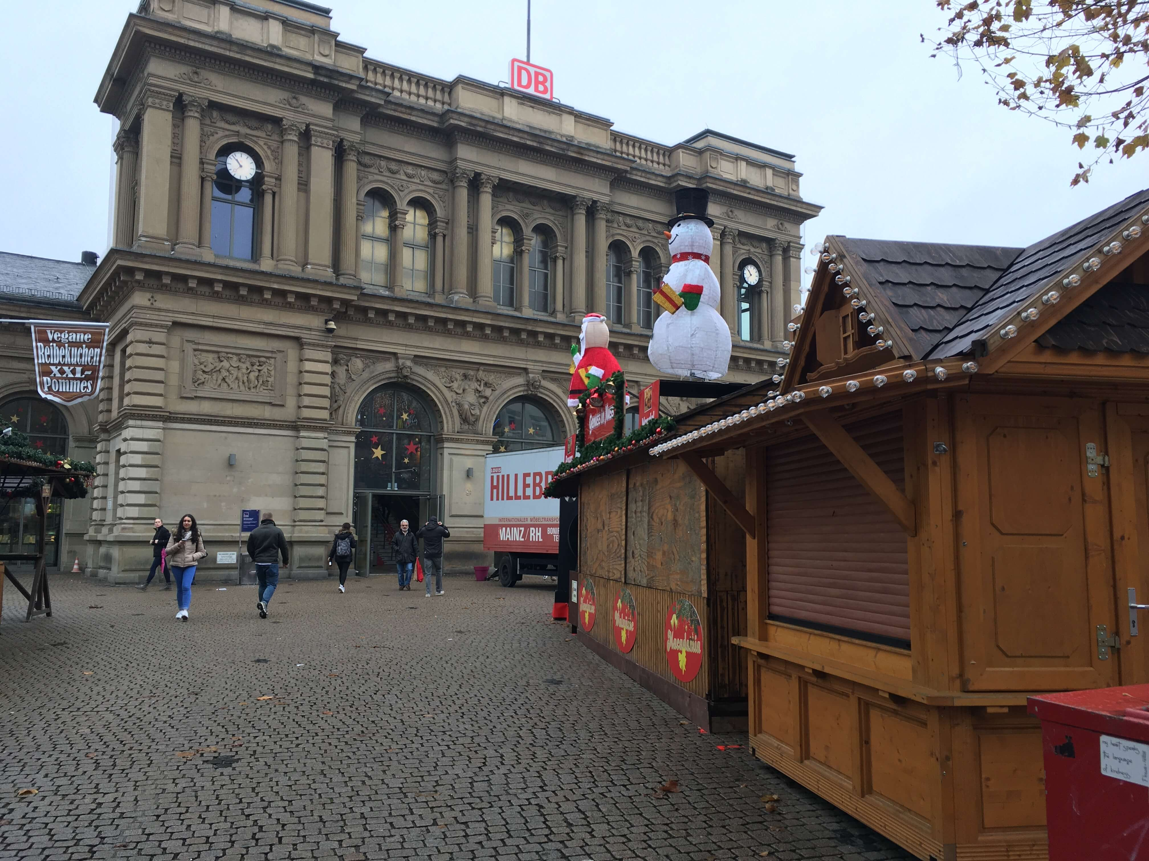 2019年も残りわずか!クリスマスマーケットの季節がやってくる!!